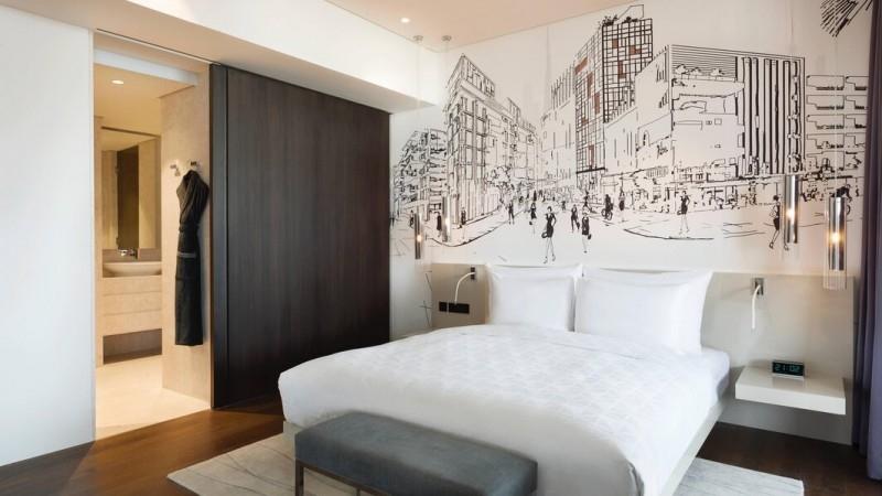1 Bedroom Hotel Apartment For Rent in  La Ville Hotel & Suites,  City Walk | 1