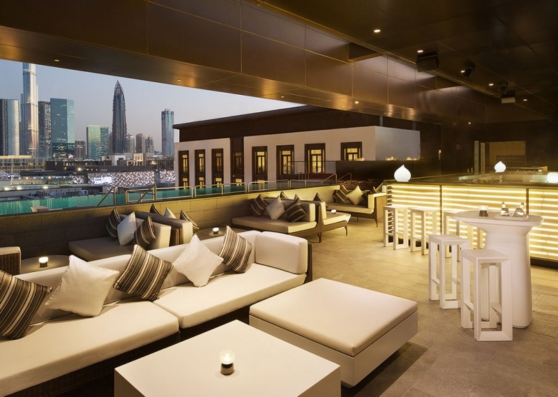 1 Bedroom Hotel Apartment For Rent in  La Ville Hotel & Suites,  City Walk | 8