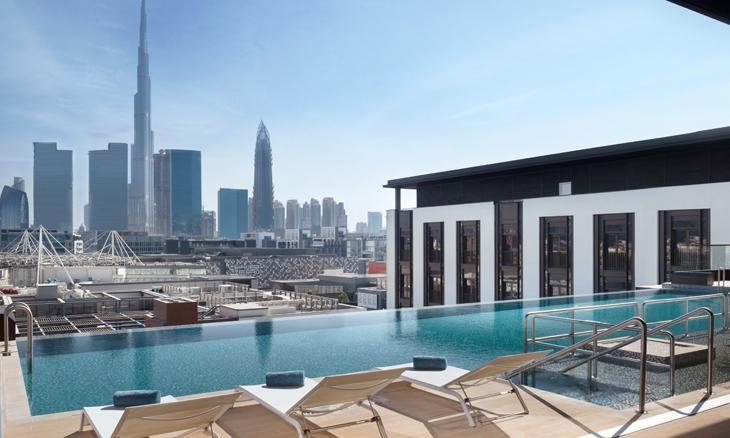 1 Bedroom Hotel Apartment For Rent in  La Ville Hotel & Suites,  City Walk | 11