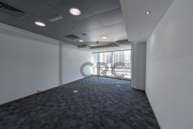 595 sq.ft. Office in Business Bay, Blue Bay Tower for AED 59,500