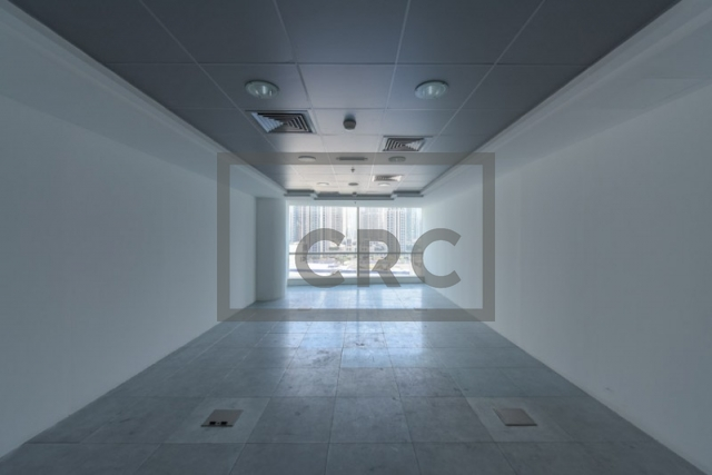 office for rent in business bay, blue bay tower | 6