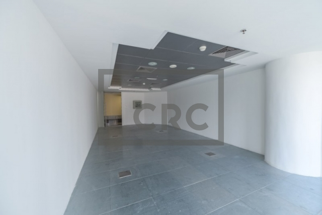 office for rent in business bay, blue bay tower | 7
