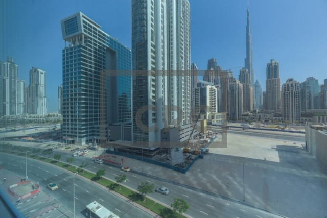 office for rent in business bay, blue bay tower | 11