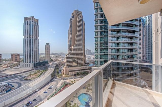Marina Tower, Dubai Marina