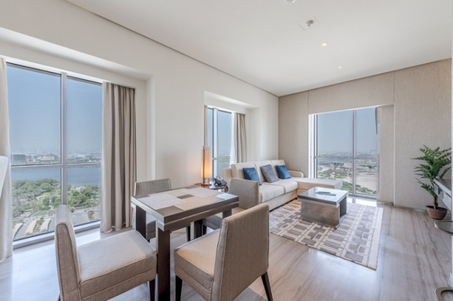 Hyatt Regency Creek Heights, Dubai Healthcare City