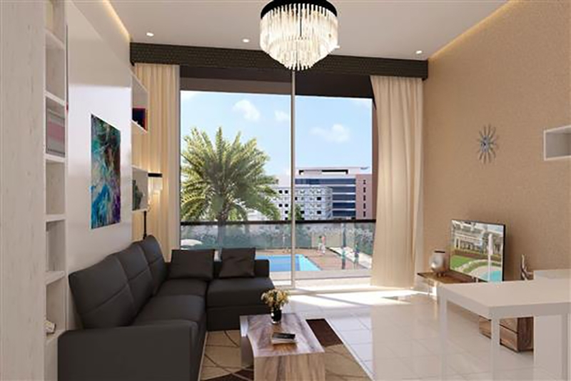 1 Bedroom Apartment For Sale in  Elz Residence,  Arjan   0