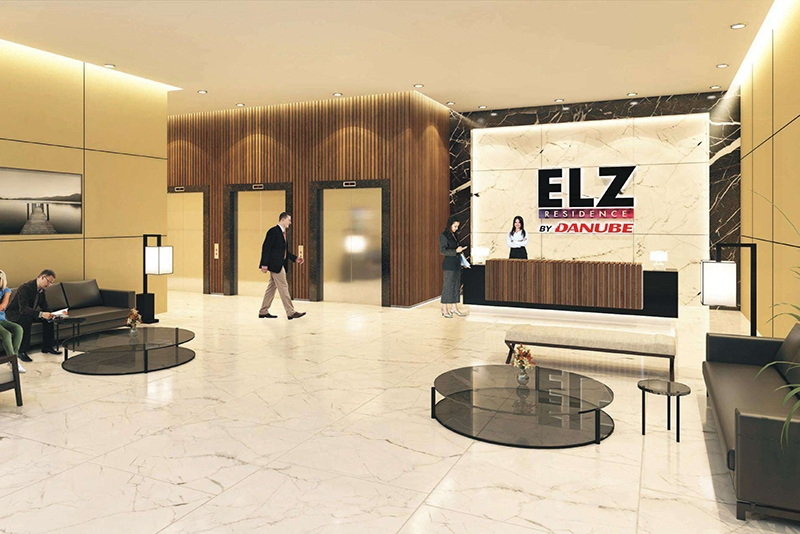 1 Bedroom Apartment For Sale in  Elz Residence,  Arjan   5