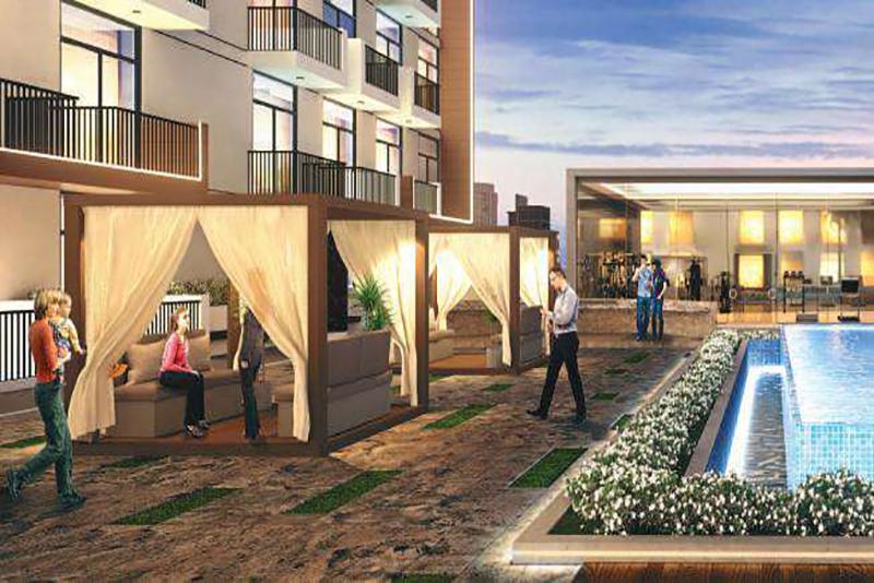 1 Bedroom Apartment For Sale in  Elz Residence,  Arjan   7