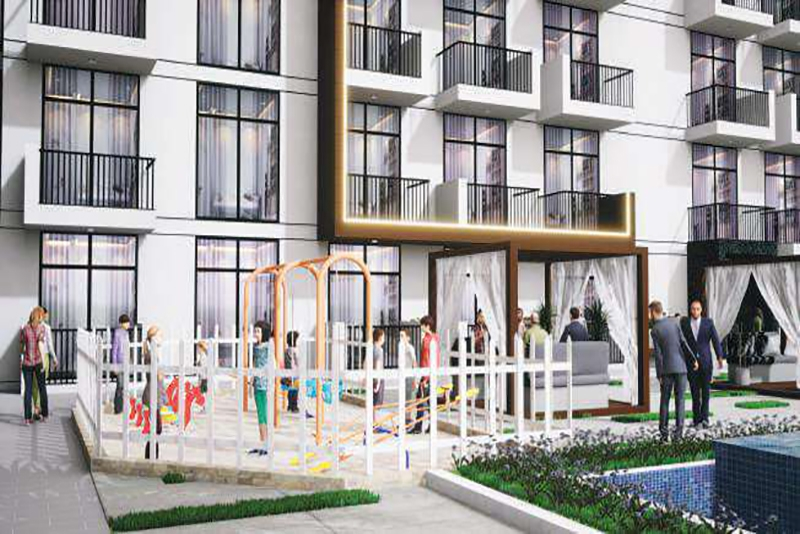 1 Bedroom Apartment For Sale in  Elz Residence,  Arjan   8