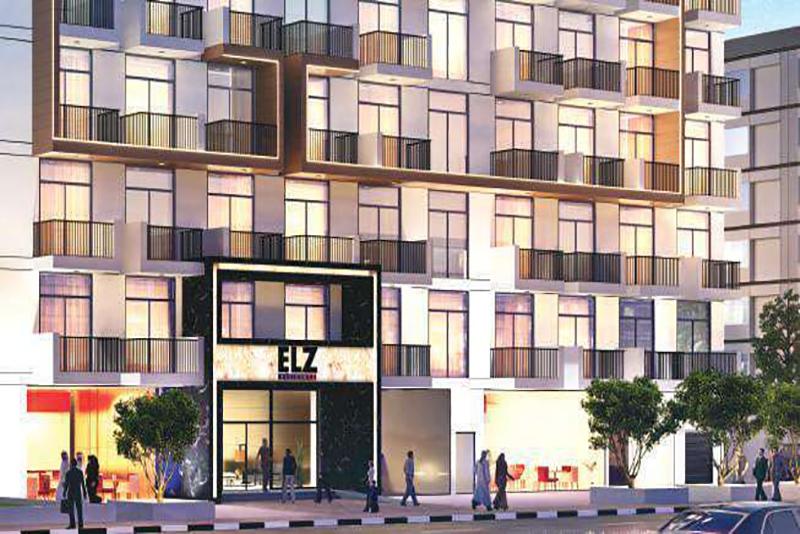 1 Bedroom Apartment For Sale in  Elz Residence,  Arjan   9
