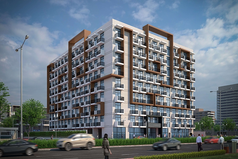 1 Bedroom Apartment For Sale in  Elz Residence,  Arjan   4