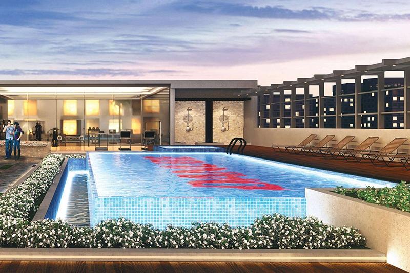 1 Bedroom Apartment For Sale in  Elz Residence,  Arjan   13