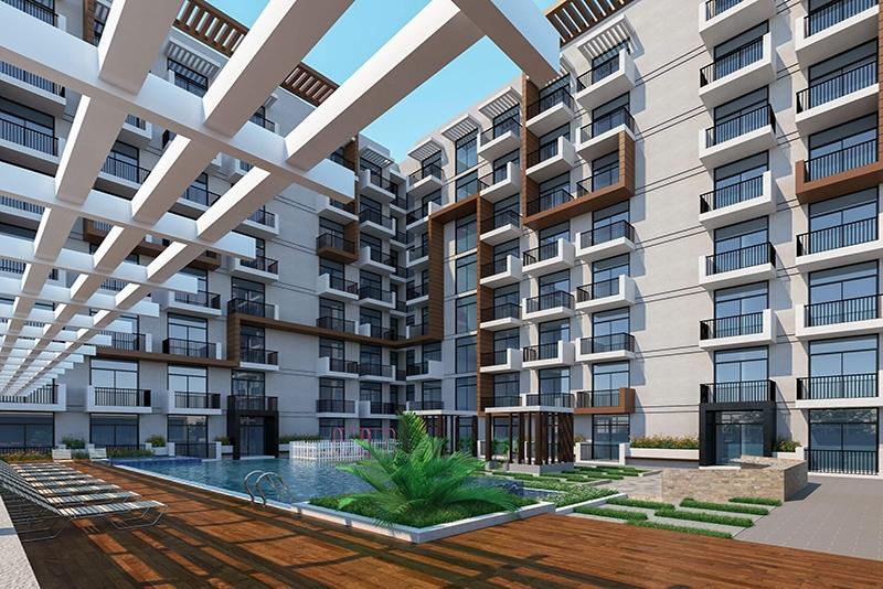 1 Bedroom Apartment For Sale in  Elz Residence,  Arjan   14