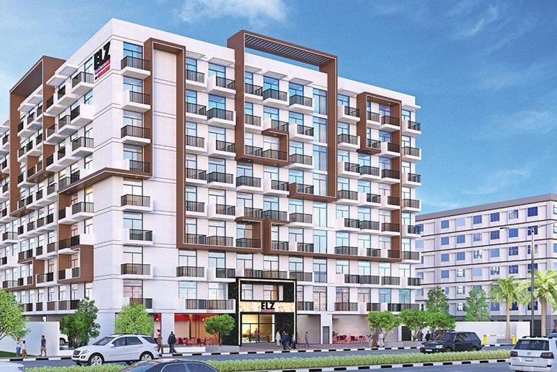 1 Bedroom Apartment For Sale in  Elz Residence,  Arjan   6