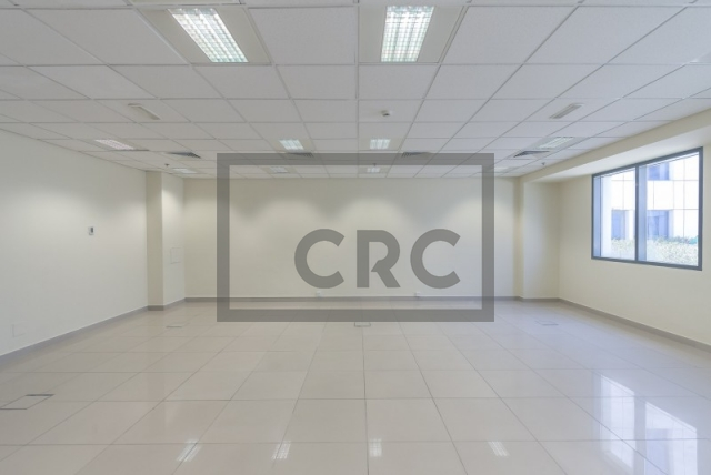 834 sq.ft. Office in Dubai Investment Park, European Business Center for AED 55,000