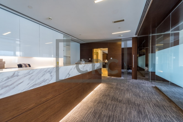 furnished office for sale in downtown dubai, boulevard plaza 1 | 4
