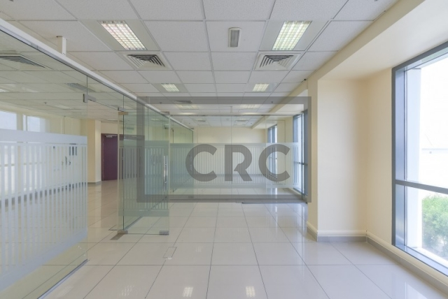 1,234 sq.ft. Office in Dubai Investment Park, European Business Center for AED 74,040