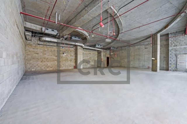 retail for rent in business bay, westburry tower 1 | 2