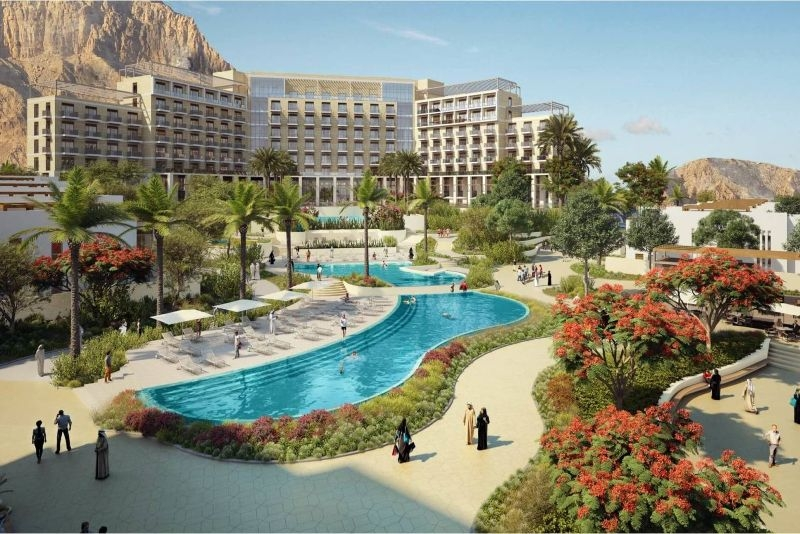 3 Bedroom Apartment For Sale in  The Address Fujairah Resort + Spa,  Sharm | 1