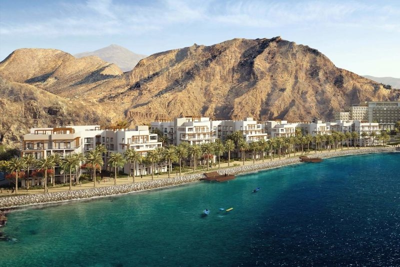3 Bedroom Apartment For Sale in  The Address Fujairah Resort + Spa,  Sharm | 0