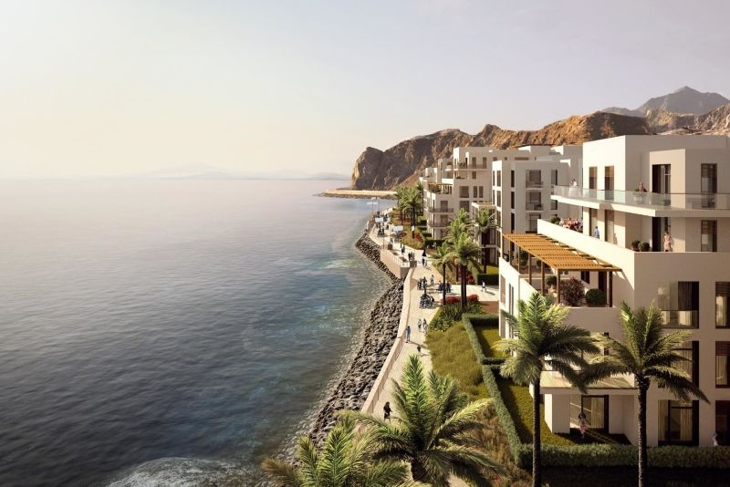 3 Bedroom Apartment For Sale in  The Address Fujairah Resort + Spa,  Sharm | 2