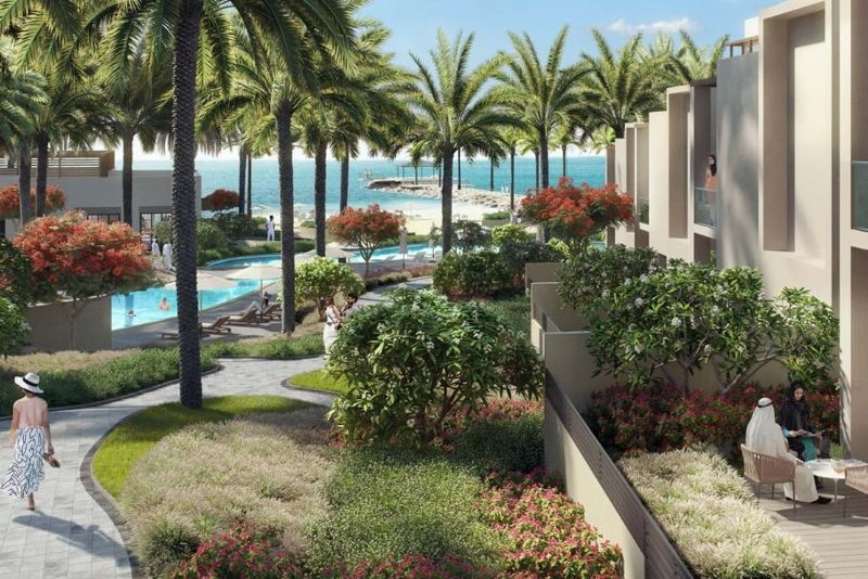 3 Bedroom Apartment For Sale in  The Address Fujairah Resort + Spa,  Sharm | 3