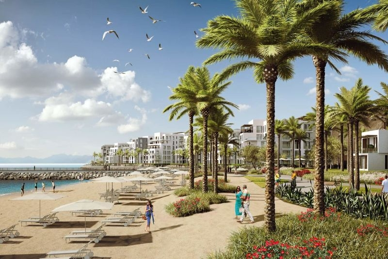 3 Bedroom Apartment For Sale in  The Address Fujairah Resort + Spa,  Sharm | 5
