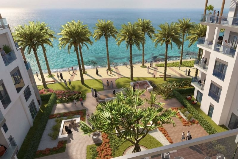 3 Bedroom Apartment For Sale in  The Address Fujairah Resort + Spa,  Sharm | 6