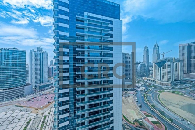 semi-furnished office for sale in barsha heights (tecom), grosvenor business tower | 13
