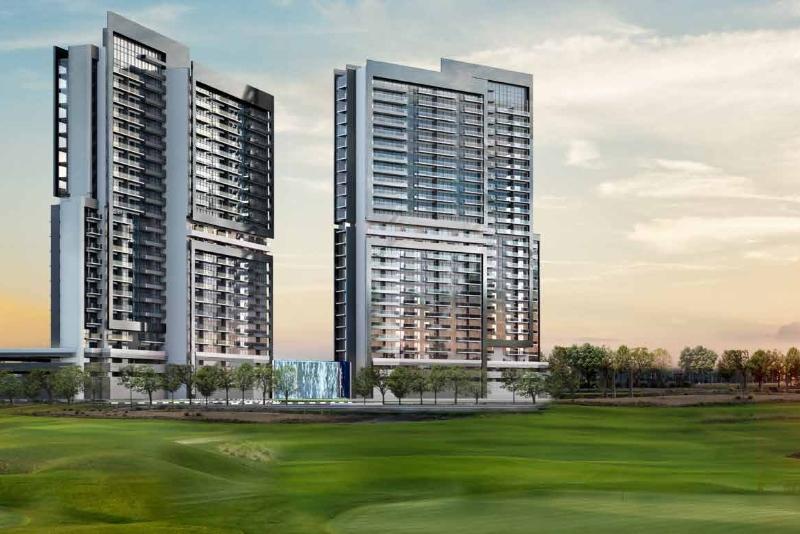 1 Bedroom Apartment For Sale in  Golf Vita A,  DAMAC Hills (Akoya by DAMAC) | 4