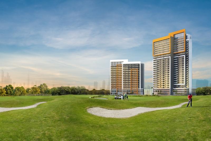 1 Bedroom Apartment For Sale in  Golf Vita A,  DAMAC Hills (Akoya by DAMAC) | 5