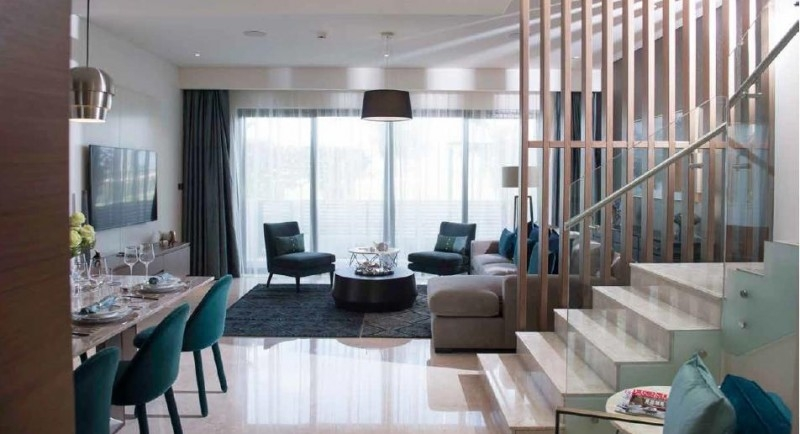 4 Bedroom Townhouse For Sale in  Sobha Hartland,  Mohammad Bin Rashid City | 1