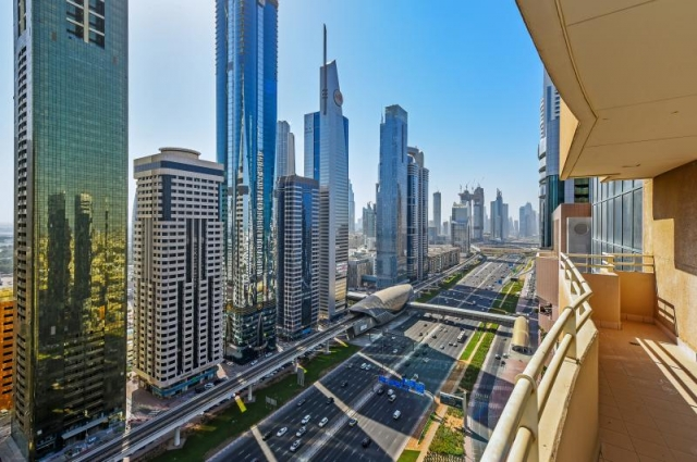 DXB Tower, Sheikh Zayed Road