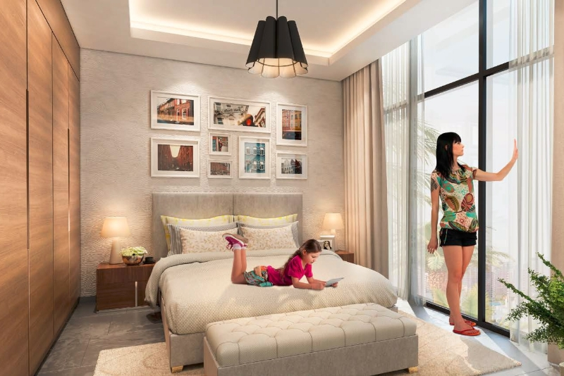 2 Bedroom Apartment For Sale in  AZIZI Riviera 18,  Meydan City | 0