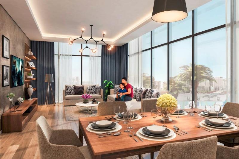 2 Bedroom Apartment For Sale in  AZIZI Riviera 18,  Meydan City | 3