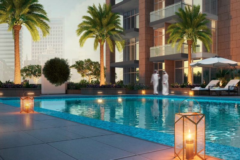 2 Bedroom Apartment For Sale in  AZIZI Riviera 18,  Meydan City | 6