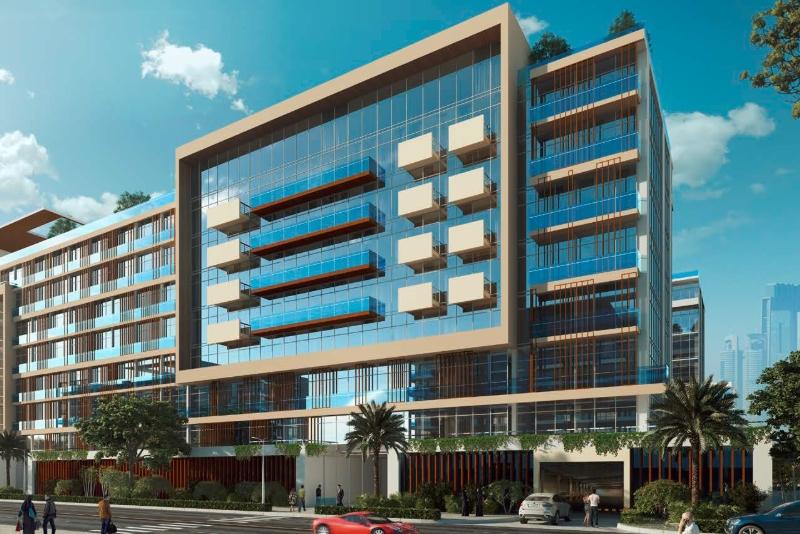 2 Bedroom Apartment For Sale in  AZIZI Riviera 18,  Meydan City | 7