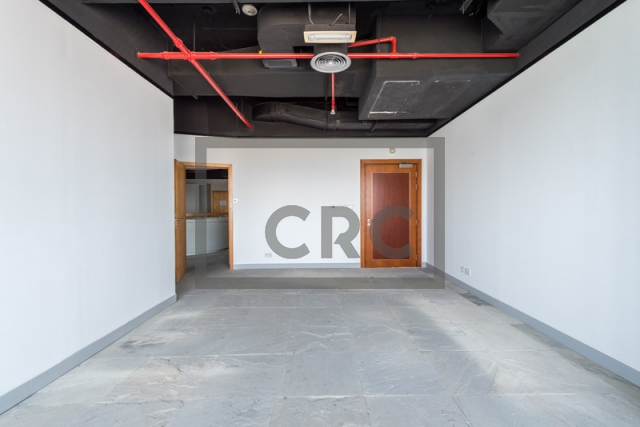 938 sq.ft. Office in Dubai Media City, Aurora Tower for AED 110,000