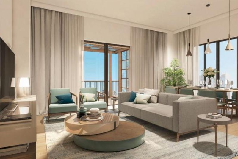 1 Bedroom Apartment For Sale in  Breeze,  Dubai Creek Harbour (The Lagoons)   0