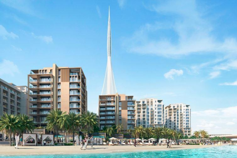 1 Bedroom Apartment For Sale in  Breeze,  Dubai Creek Harbour (The Lagoons)   11