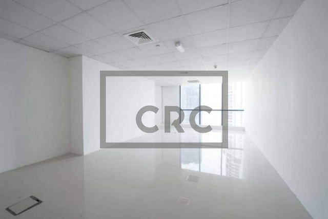 1,105 sq.ft. Office in Jumeirah Lake Towers, Jumeirah Bay X3 for AED 57,000