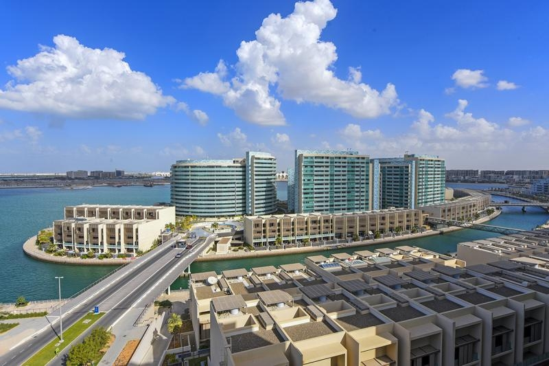 4 Bedroom Apartment For Sale in  Al Nada 1,  Al Raha Beach | 5