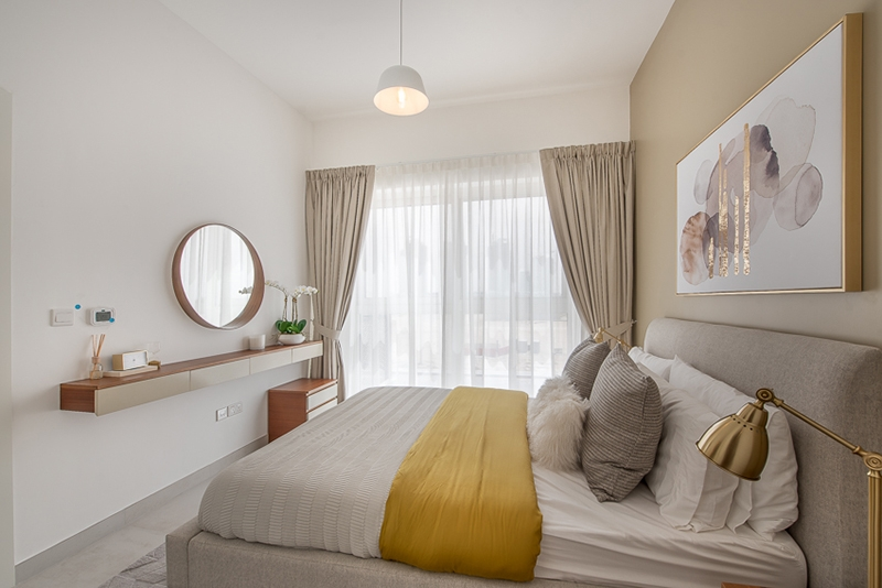 1 Bedroom Apartment For Rent in  Olivara Residences 1,  Dubai Studio City   2
