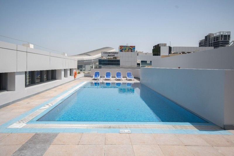 1 Bedroom Apartment For Rent in  1095 Residence,  Al Barsha   7