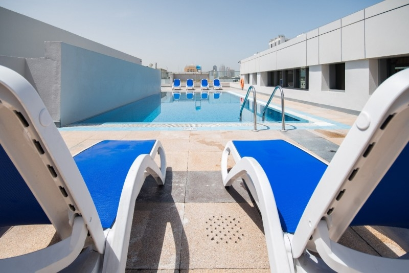 2 Bedroom Apartment For Rent in  1095 Residence,  Al Barsha   0