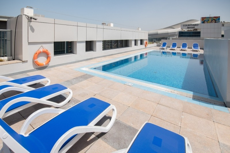 2 Bedroom Apartment For Rent in  1095 Residence,  Al Barsha   16