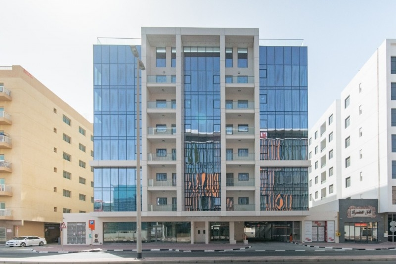 2 Bedroom Apartment For Rent in  1095 Residence,  Al Barsha   1