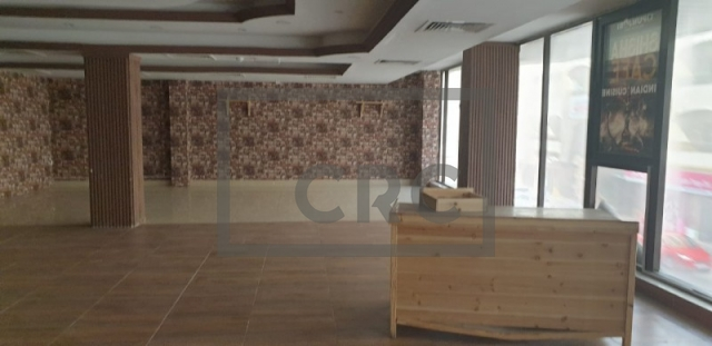 shops & retail spaces for rent in karama