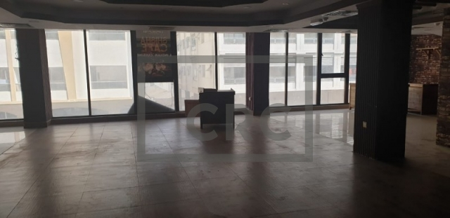 retail for rent in karama, yellow building   2