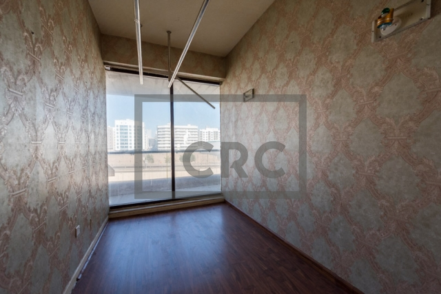 office for rent in karama, yellow building | 2